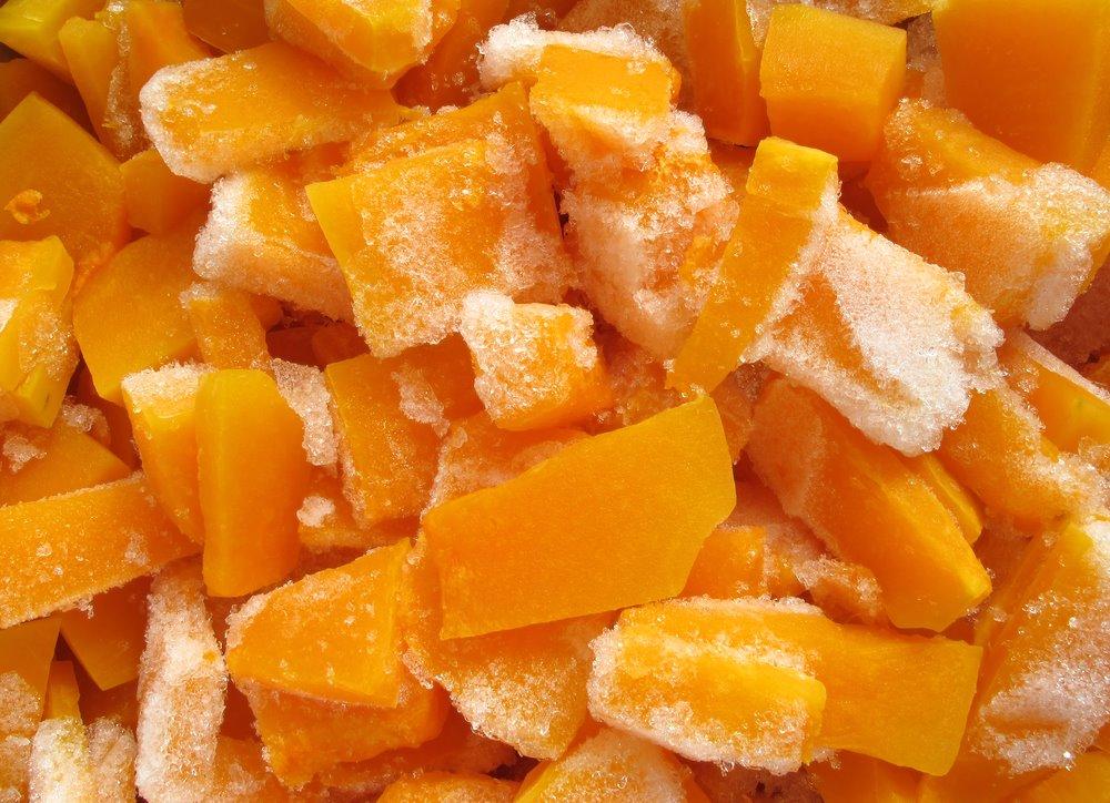 Can Dogs Eat Frozen Oranges