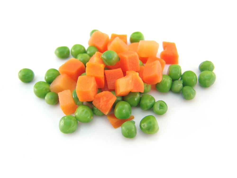 Can Dogs eat Peas and Carrots Together
