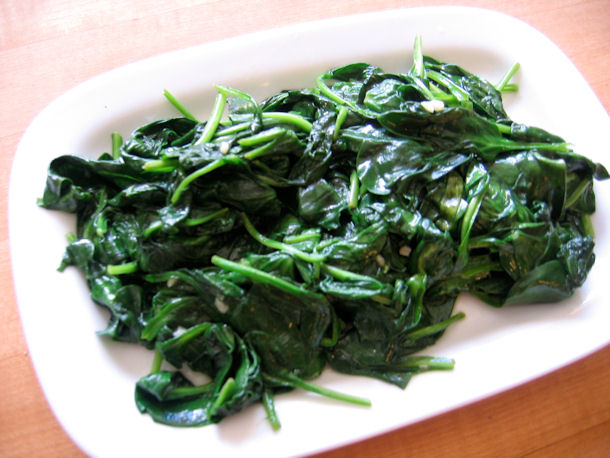 Can Dogs Eat Boiled Spinach